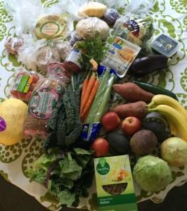 Budget-Friendly Healthy Haul