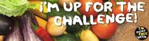 Meat-Free Challenge Week!