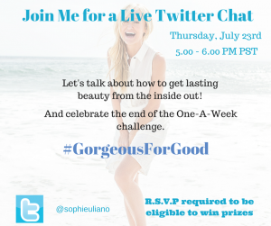 Join my Twitter Chat