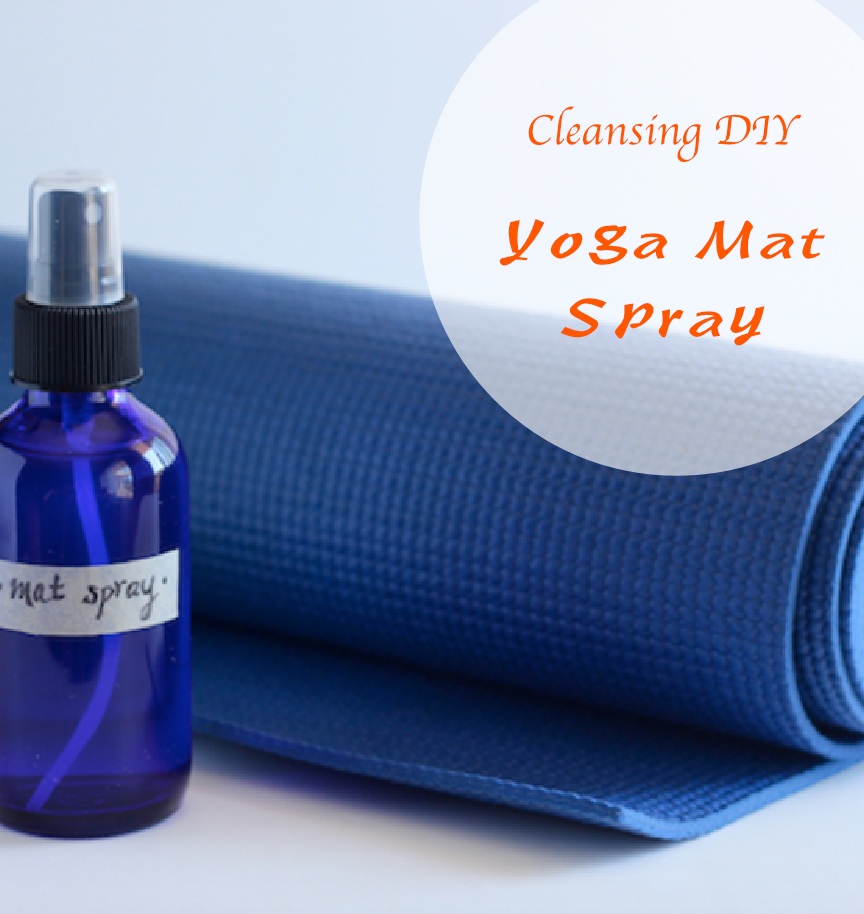 Diy Yoga Mat Spray Sophie Uliano