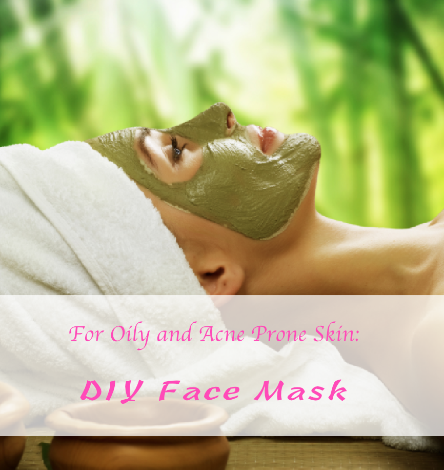 Diy Volcanic Acne And Skin Cleansing Face Mask: DIY Face Mask For Oily/acne-prone Skin