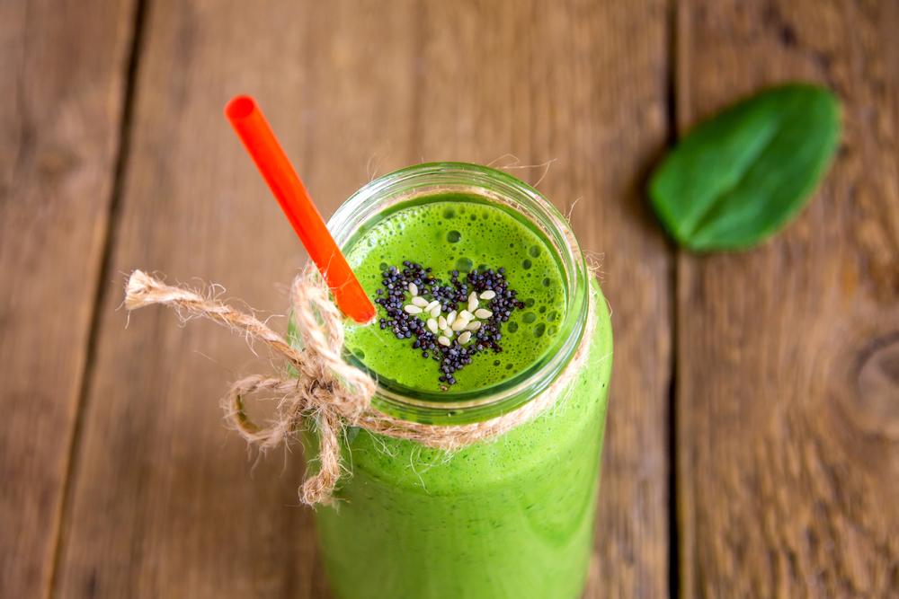 Green Smoothie For Diabetics