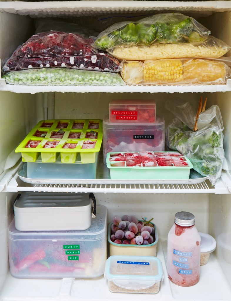 how to know your food is freezer burned