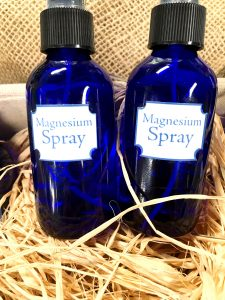 DIY Magnesium Spray