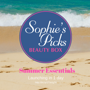 Unboxing My Summer Beauty Box Sophie Uliano