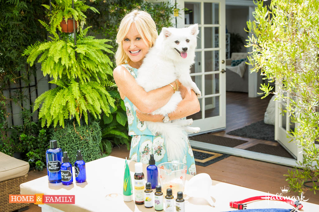 DIY Flea Prevention Shampoo & Spray - Sophie Uliano