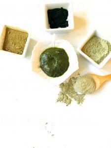Chlorella & Kelp Detox Mineral Mask