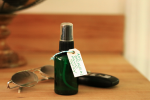 DIY Anti-Bacterial Hand Spray