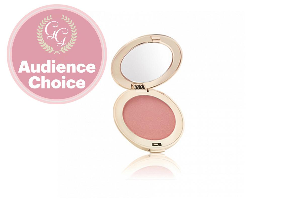 Best Blush: Purepressed Blush by Jane Iredale