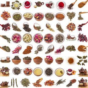 5 teas with extraordinary health benefits