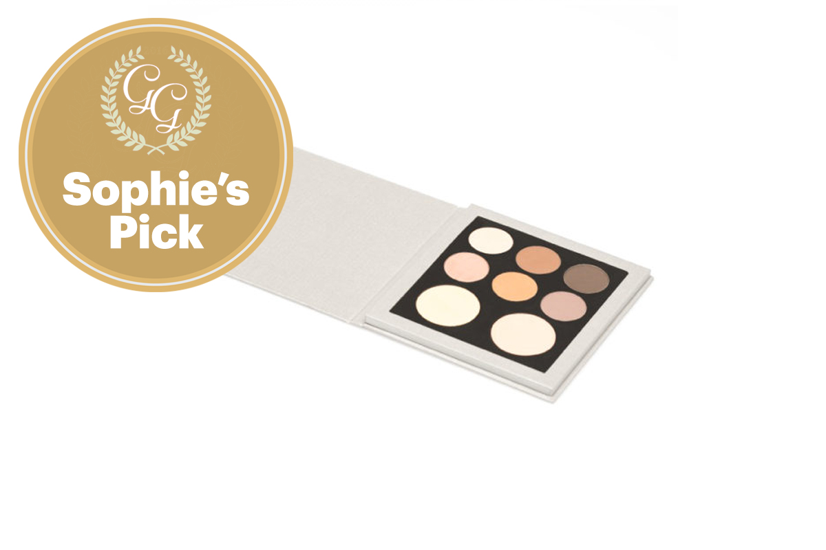 Best Eye Shadow Palette: Little Black Dress {The Timeless Collection} by Elevé