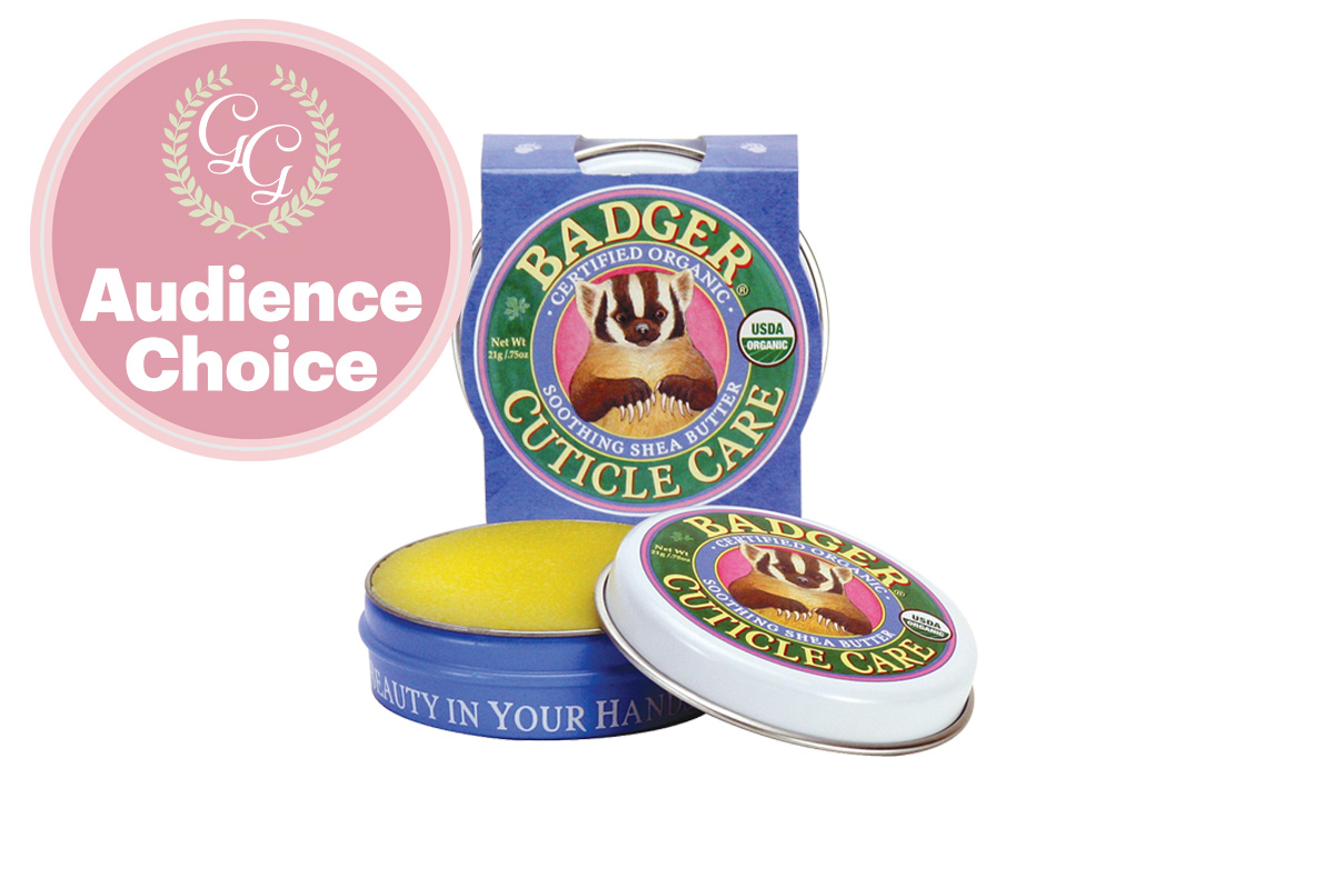 Best Hand Cream / Treatment: Cuticle Care by Badger