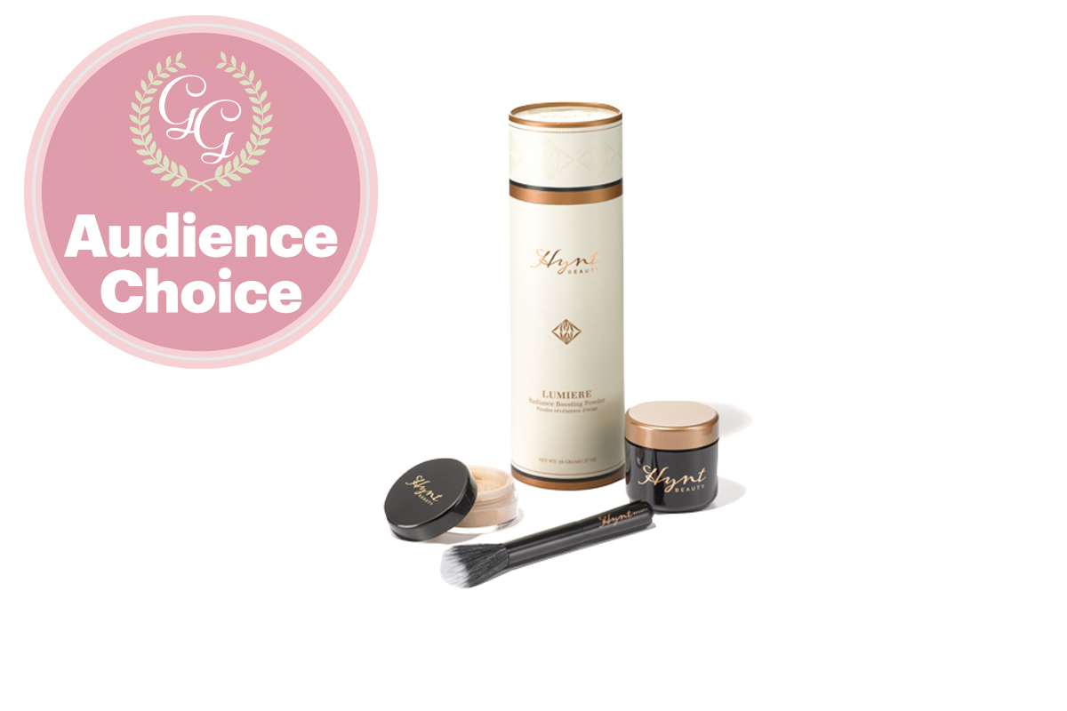 Best Highlighter: Lumiere Radiance Boosting Powder by Hynt Beauty