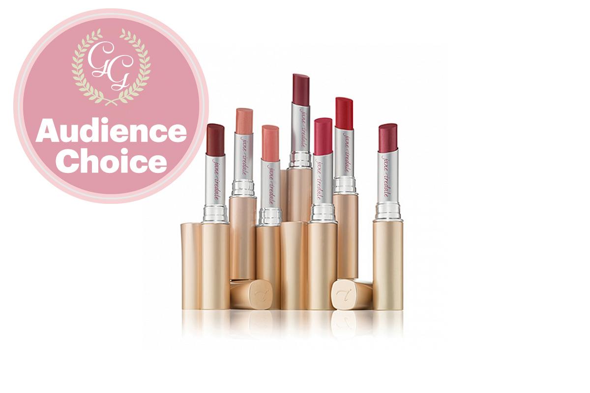 Best Lipstick: PureMoist Lipstick by Jane Iredale