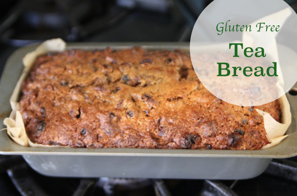 Gluten Free Tea Bread