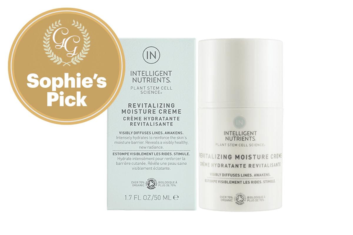 Best Face Moisturizer / Day Cream: Revitalizing Moisture Crème by Intelligent Nutrients