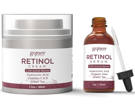 Gopure Naturals Retinol Reviews