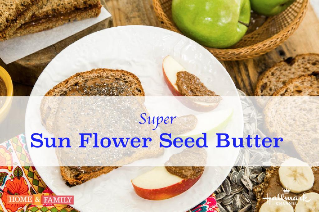 Super Sun Flower Seed Butter