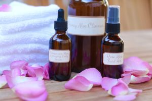 DI anti-aging skin care trio