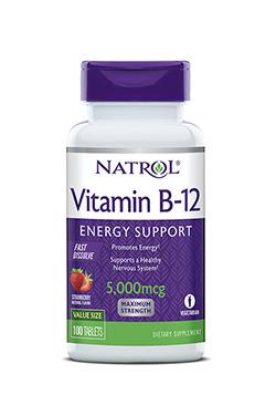 Vitamin B-12 Fast Dissolve by Natrol