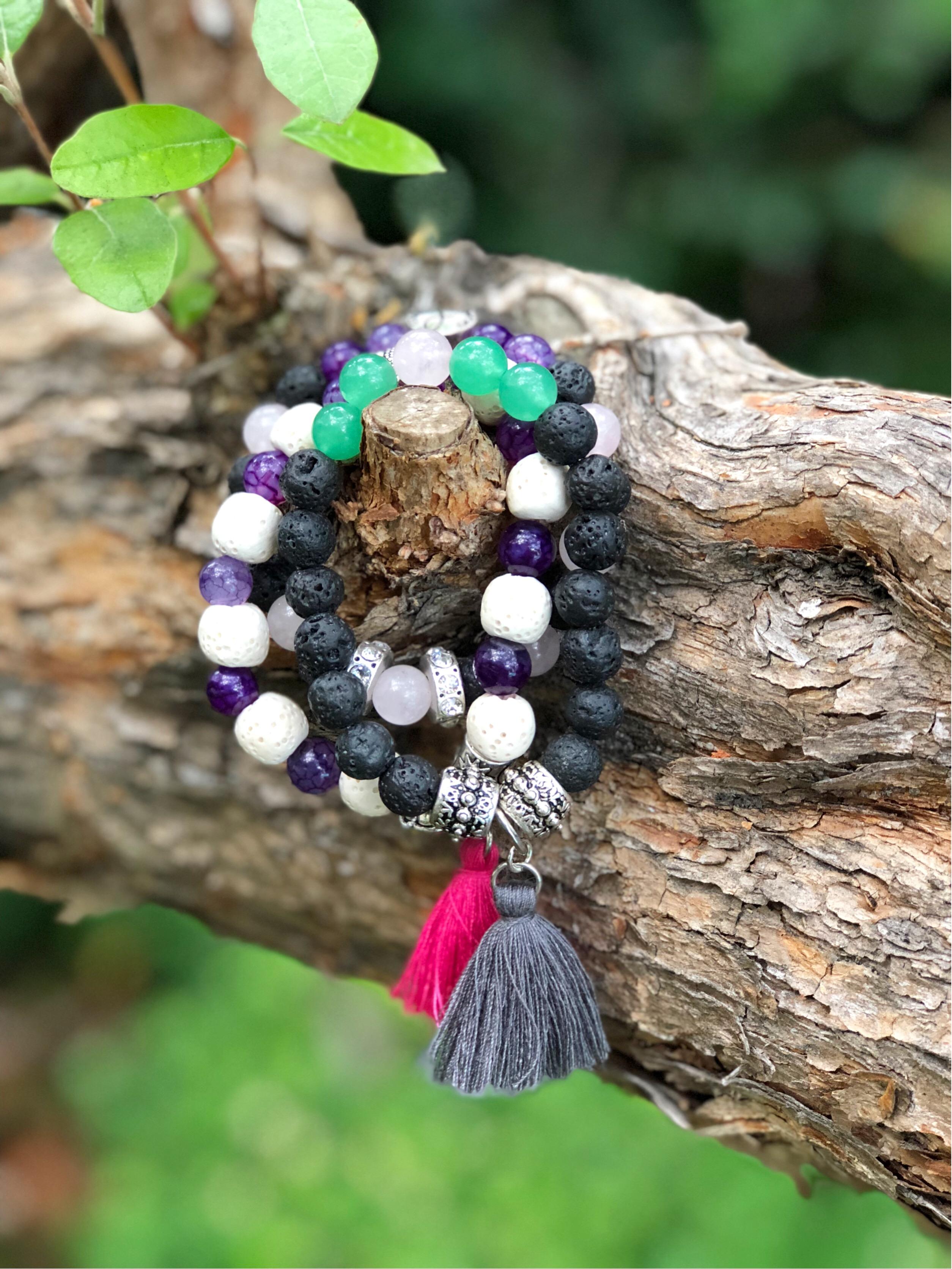 Aromatherapy Diffuser Bracelets