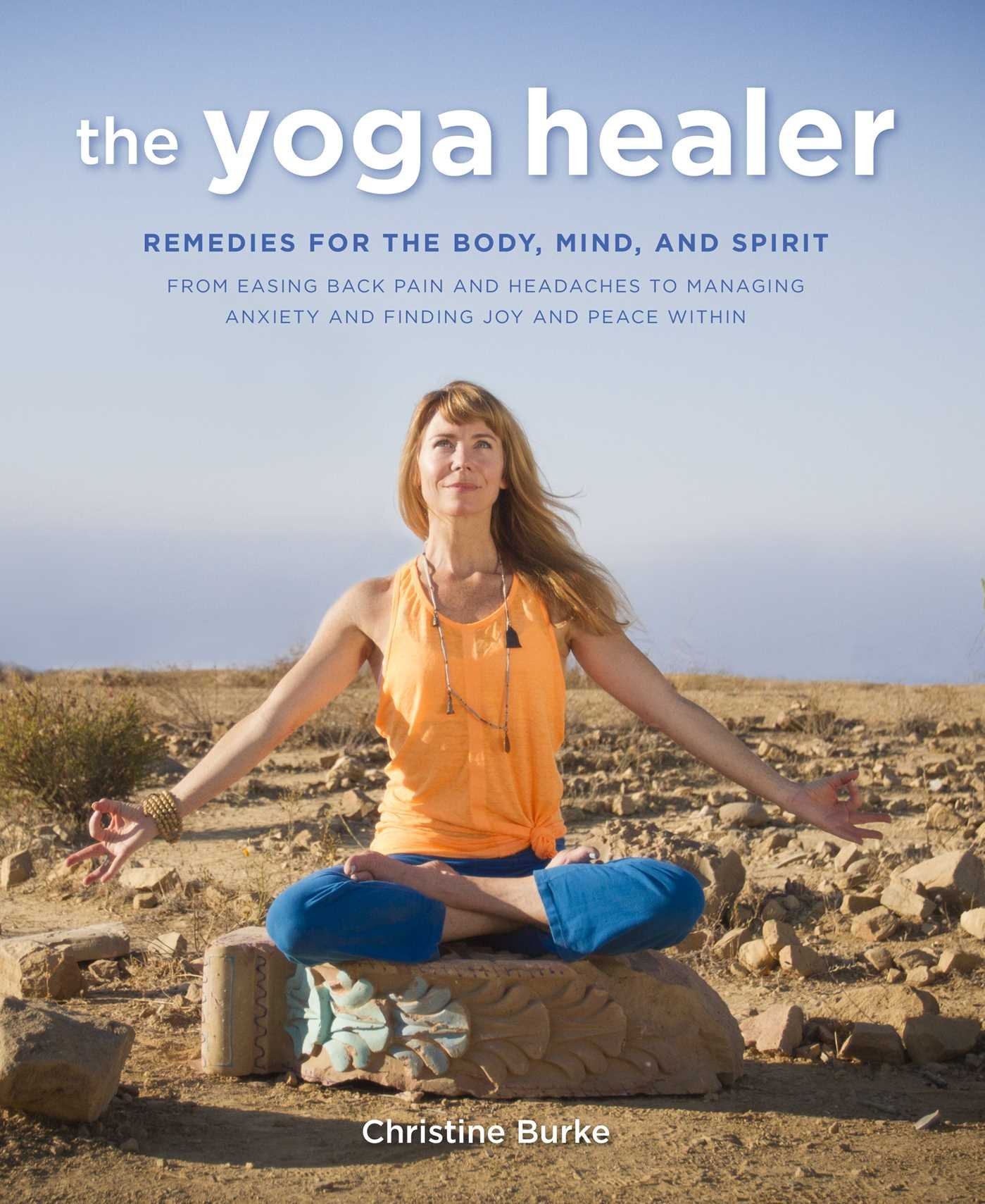 The Yoga Healer by Christine Burke