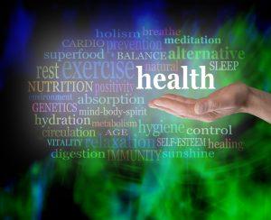 Wellness goals 2018