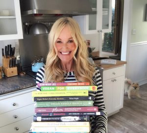 My favorite plant-based cookery books