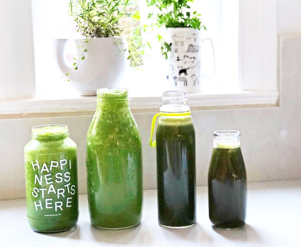 DIY Detox Juice & Smoothie Cleanse For Optimum Health