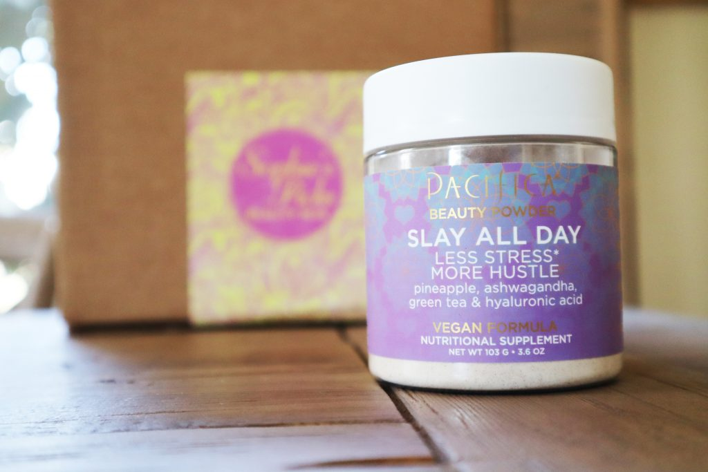 Beauty Powders by Pacifica
