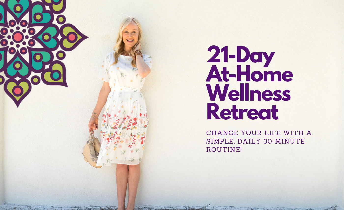 Sophie Uliano - 21-Day At-Home Wellness Rretreat
