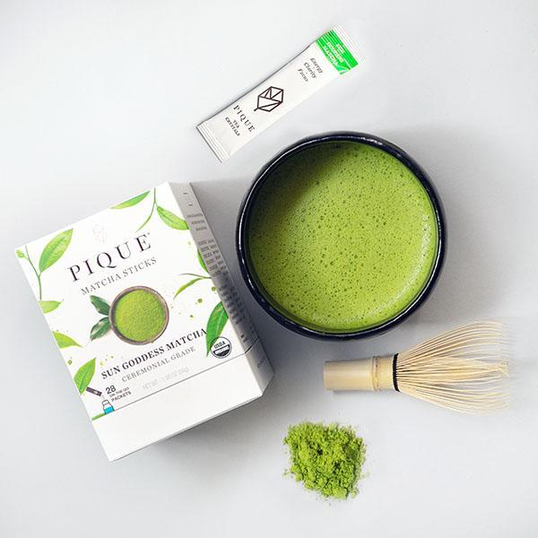 Sun Goddess Matcha Tea
