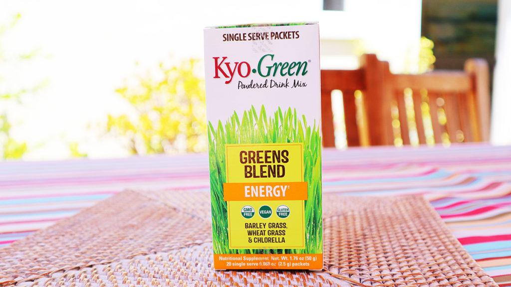 Kyo-Green Greens Blend Powder by Kyolic
