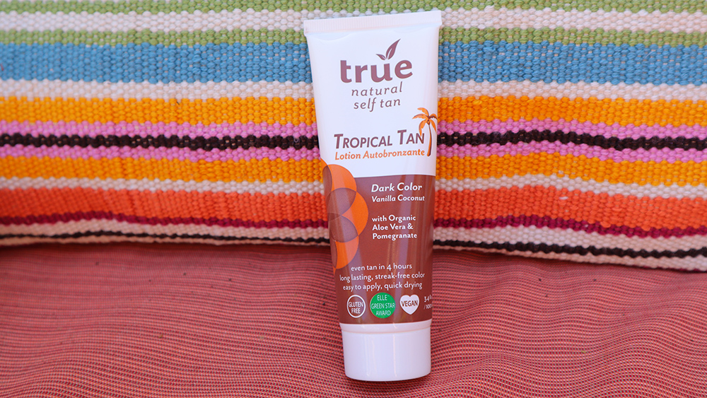 Organic Self Tanner by True Natural
