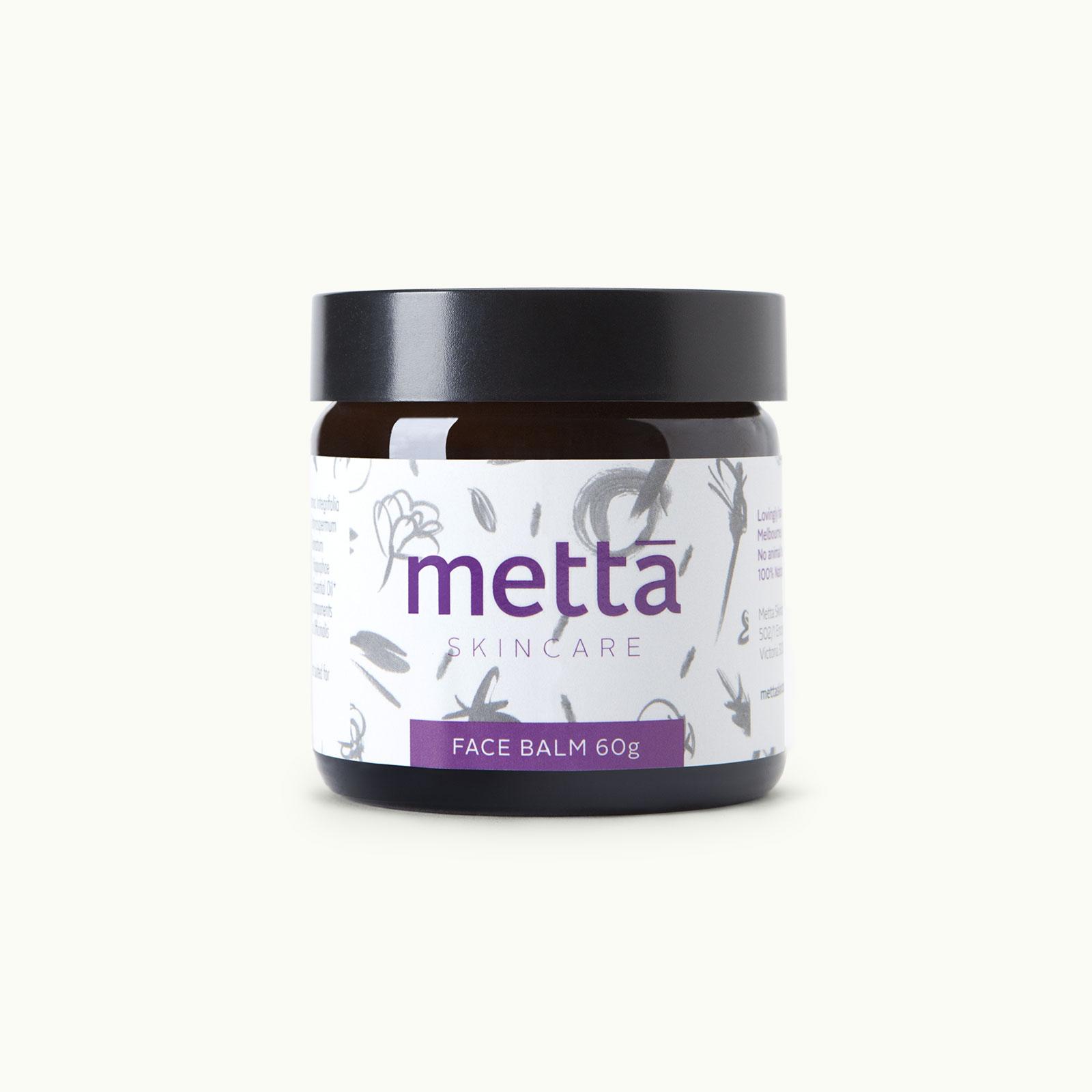 IntensiveReplenishment Face Balm by Metta Skincare