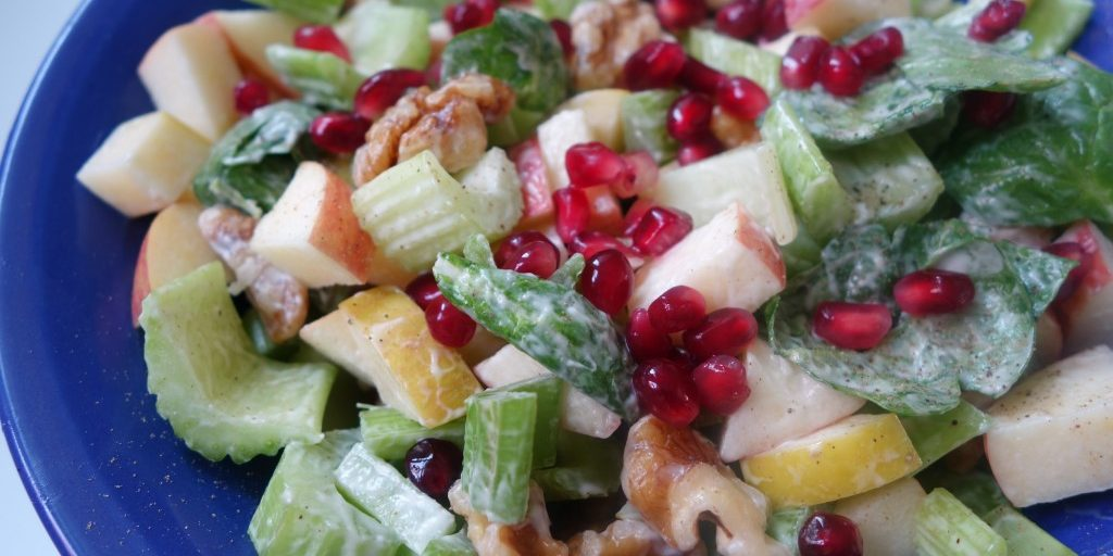 Healthy Waldorf Salad